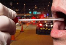 California Police Test for Drug Use with New Mouth-Swab Test