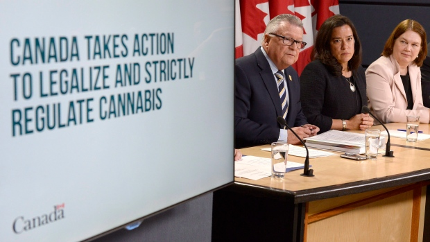 Canada's marijuana legalization bill clears major hurdle, heads to Senate