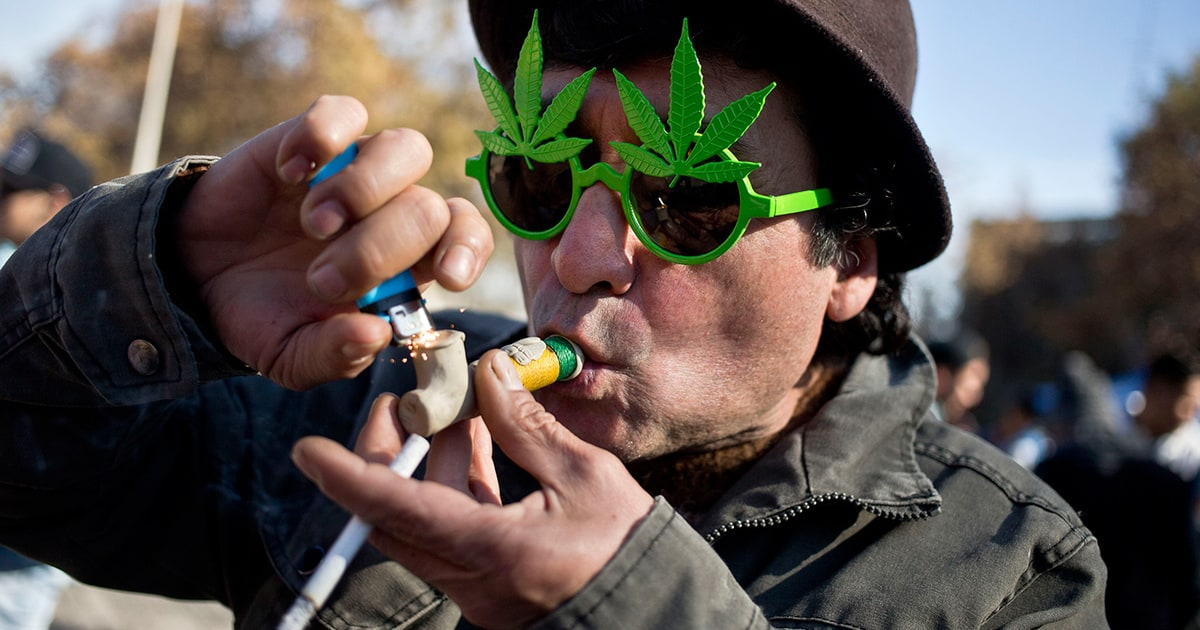 legalizing marijuana for recreational purposes Six years after californians rejected a previous initiative that would have  legalized the recreational use of marijuana, state voters this time.