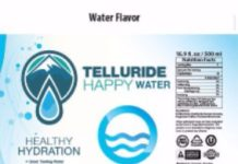 Priority Aviation taps cannabis market with high-enhancing Telluride Happy Water