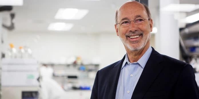 Governor Wolf More than 10,000 Patients Registered for Medical Marijuana Program