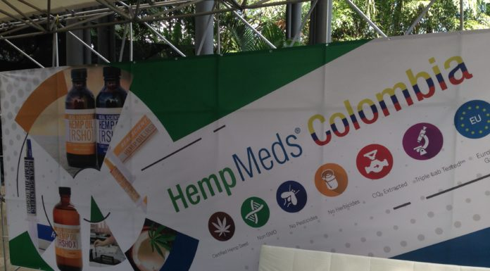HEMPMEDS® TRAVELS TO COLOMBIA FOR 2ND ANNUAL INTERNATIONAL CANNABIS EXPO